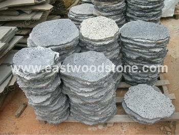 Pietra lavica per giardino di pietra lavica pietra lavica passo
