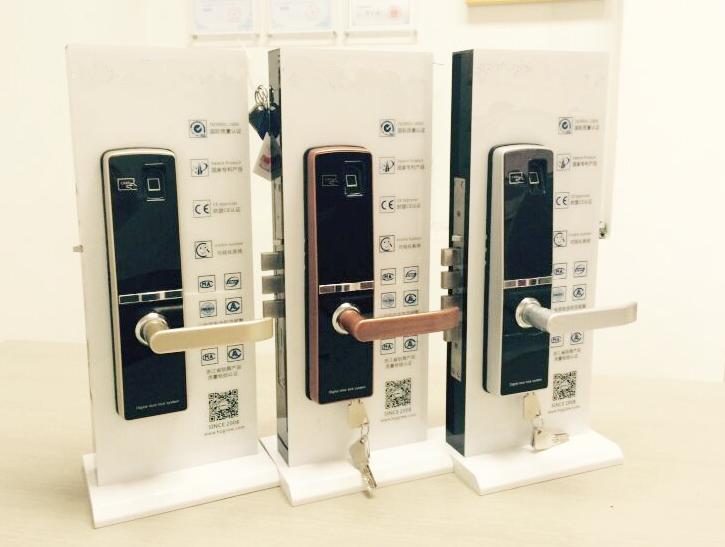 Biometric Fingerprint Italian Door Lock