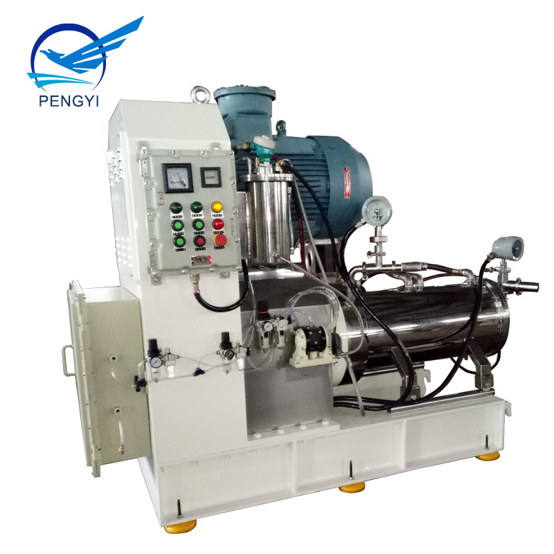 nano inkjet ink bead mill pearl mill machine