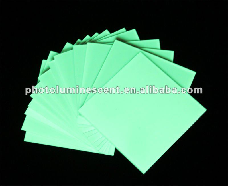 luminescent sheet
