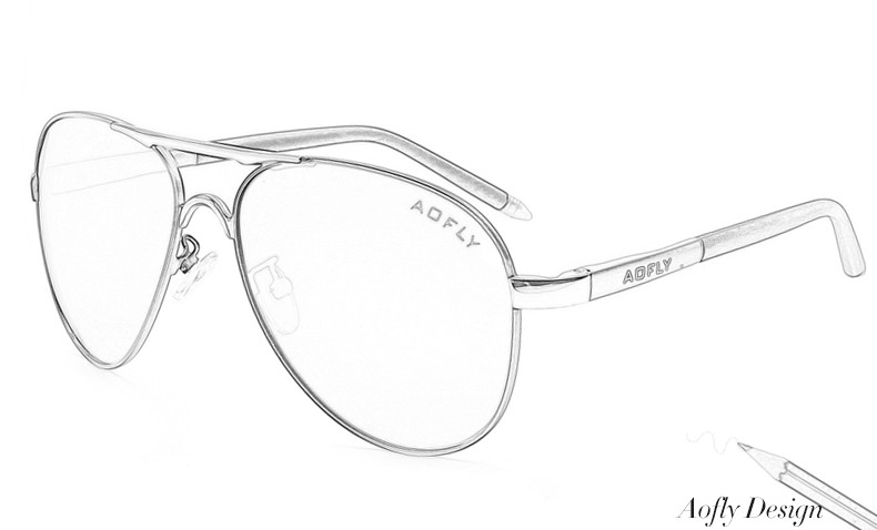 f02d473ea2b AOFLY Brand Men Sunglasses Fashion Cool Polarized Sports Men Sunglasses Male  Driving Sun glasses for men Vintage Gafas De Sol AF8013. 1 8013 02 8013 ...