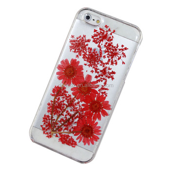 finest selection e16a2 30d6b Fashion Transparent Clear Diy Real Flower Pc Tpu Cell Phone Case Hard Case  Soft Case - Buy Cell Phone Case,Cell Phone Case,Cell Phone Case Product on  ...