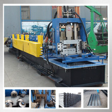 Metal structural high quality steel profile c z section purlin cold roll forming machine