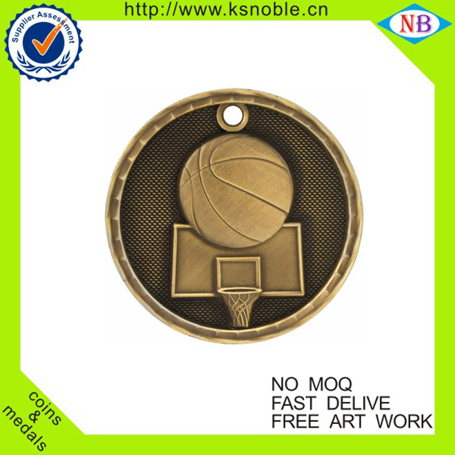 Top grade hot-sale popular sports medal coin