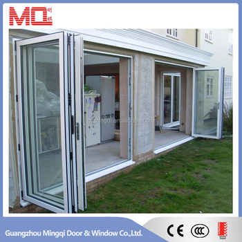 aluminum alloy folding door/bifolding door manufacturer
