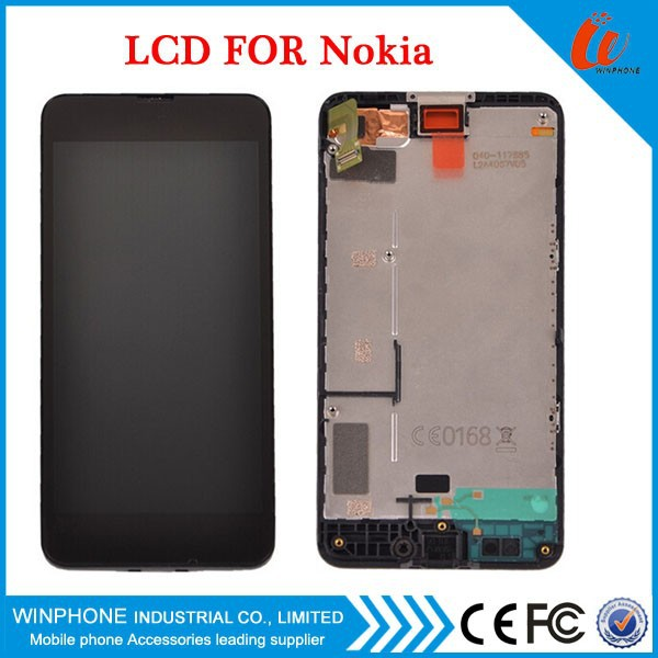 Mobile Phone Replacement LCD Display For Nokia Lumia 630 LCD Touch screen
