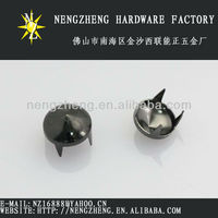 decorative square cone nailhead stud for bags