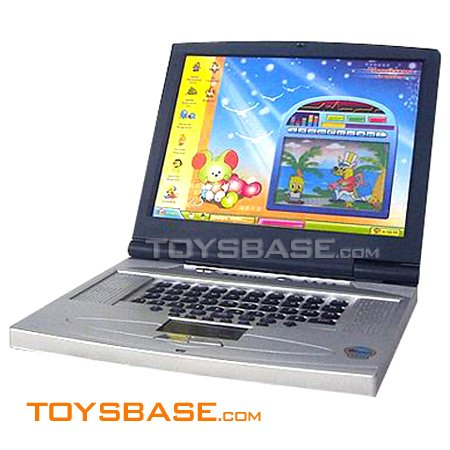 42 key Laptop English , Toy computer --IZC94523