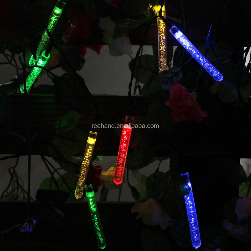 Free Shipping 20led 4.8m String Lights Solar Fairy Light Led Christmas String Light - Buy ...