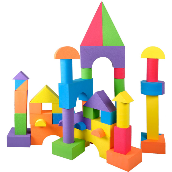 Exceptional Building With Foam Blocks #7: Foam Building Blocks For Kids, Foam Building Blocks For Kids Suppliers And  Manufacturers At Alibaba.com
