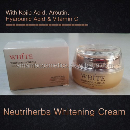 OEM/ODM Whitening And Firming Face Cream Wholesale Cosmetics Make Your Own Brand