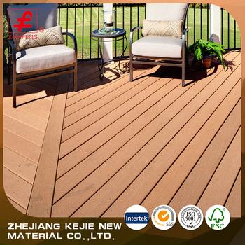 2017 Factory Price Wooden Floor Tiles Outdoor Plastic Deck Covering For Sale