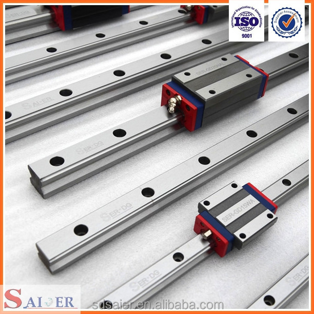 SER-GD30NAL low price linear guide rail with linear slide carriage units