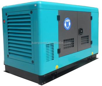 20kva Diesel Power Generator Price Sale Diesel Generator Set Genset 15 Kw  Silent Diesel Generator Guangzhou - Buy 15 Kw Silent Diesel Generator