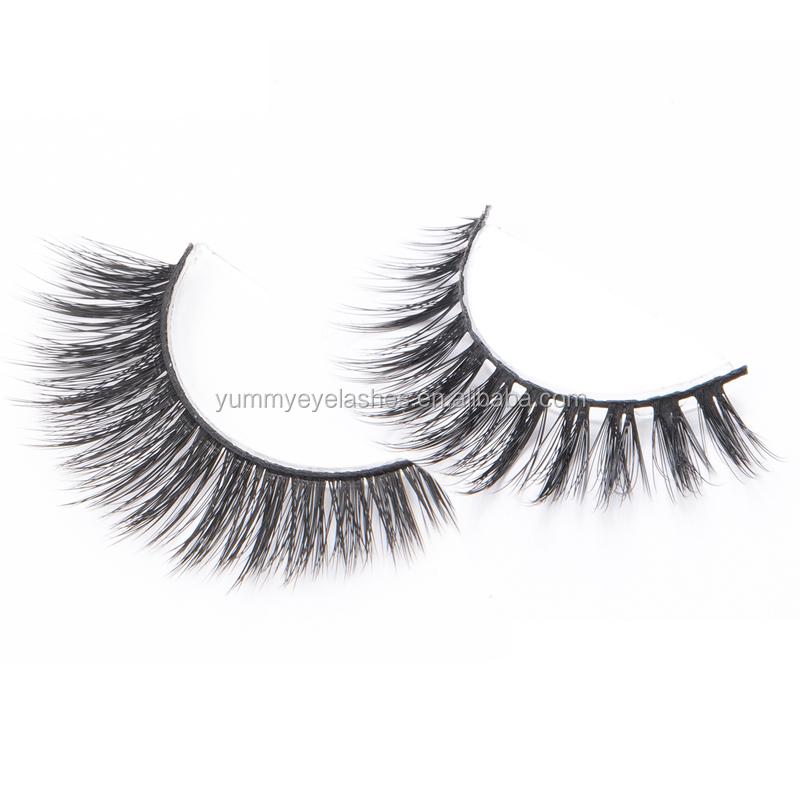Mink Fur Longer Kara Eyelashes Wholesale Naturally Eyelash Refill
