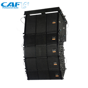 High power line array speakers audio system,three-way high sound pressure sound system