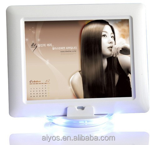 7 inch digital photo frame can load thanksgiving day picture