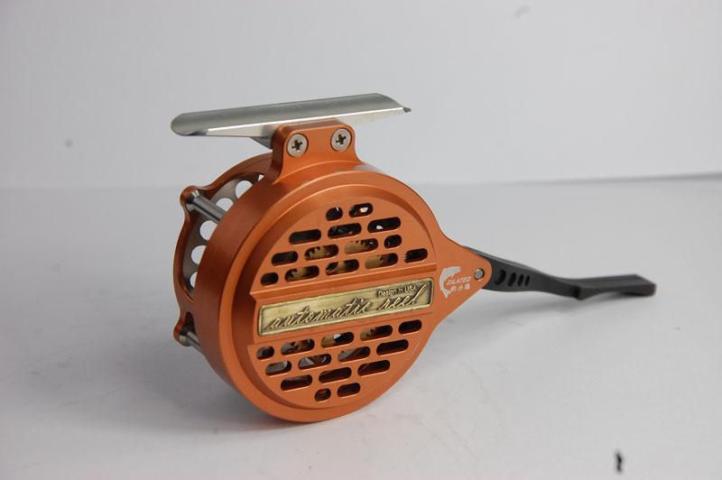 Wholesale cnc machine cut automatic fly fishing reels for Automatic fishing reel