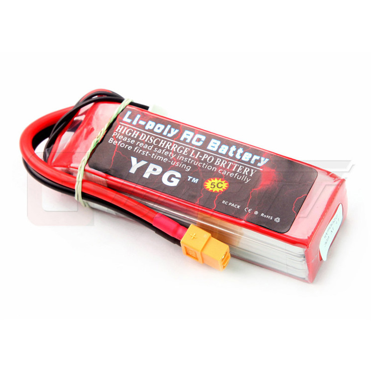 Wholesale OEM rc li-po battery 11.1v 2200mah 3s 60C rc lipo battery pack