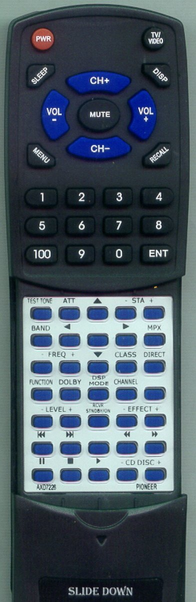 Cheap Pioneer Service Remote, find Pioneer Service Remote deals on ...