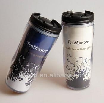 Christmas Plastic Coffee Mugs Sublimation Starbucks