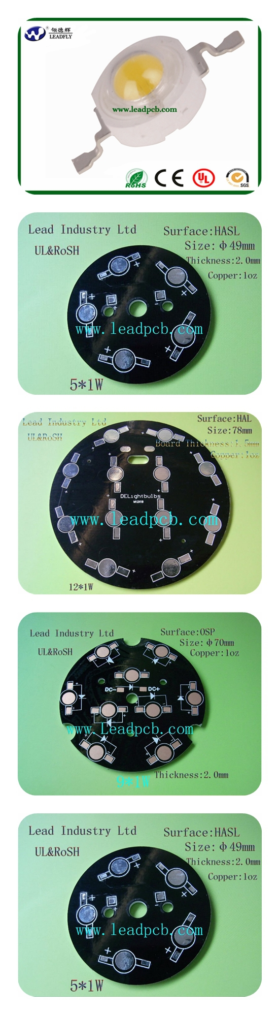 Newest Design Circuitpcb Assemblied Ssc5630 Chip Alu Tube 94v0 Pcb Led Light Circuit With Epistar Chips T8 China T5