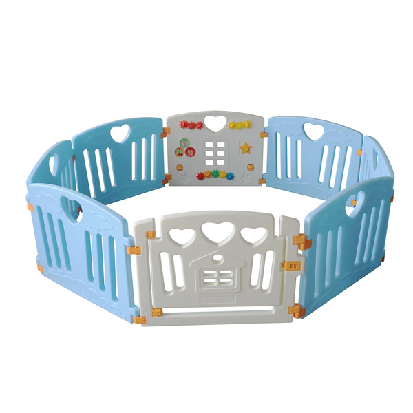 European Style Beautiful Fence Children Favourite Kids Furniture