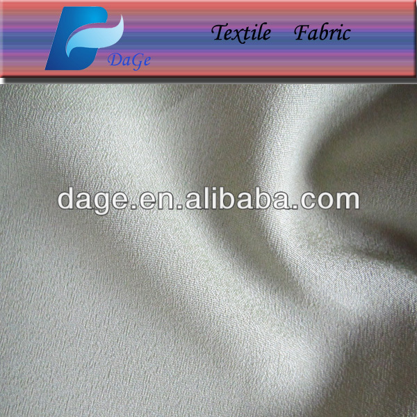 polyester spandex crepe ggt chiffon fabric for italy market shaoxing manufacturer china textile whole seller