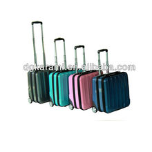 2014 newest 15inch PC laptop Travel Luggage Trolley Case