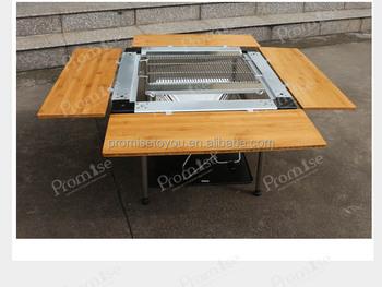 Tavolo Pieghevole Alluminio Campeggio.Tavolo Pieghevole In Alluminio Tavolo Di Bambu Pieghevole Tavolo Da