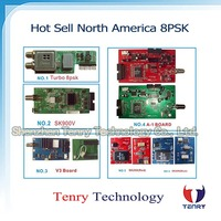 Hot sell turbo 8psk for sonicview jynxbox junxbox linkbox,dreamlink nfusion maxHD wiewsat and so on north america receiver