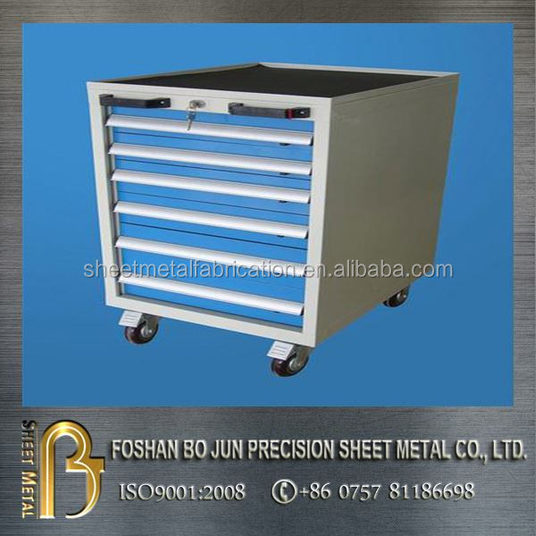 China supplier custom high quality professional rolling metal tool cabinet