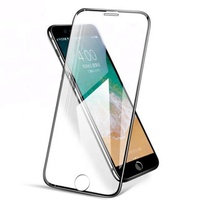 Factory Price Premium Full cover 5D 6D 10D Cold Carved 9H tempered glass screen protector for Iphone XS Max