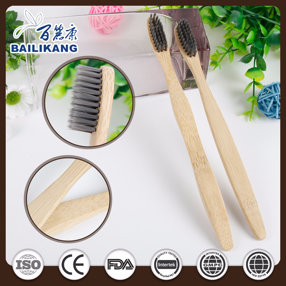 Free sample OEM soft bristle toothbrush bamboo