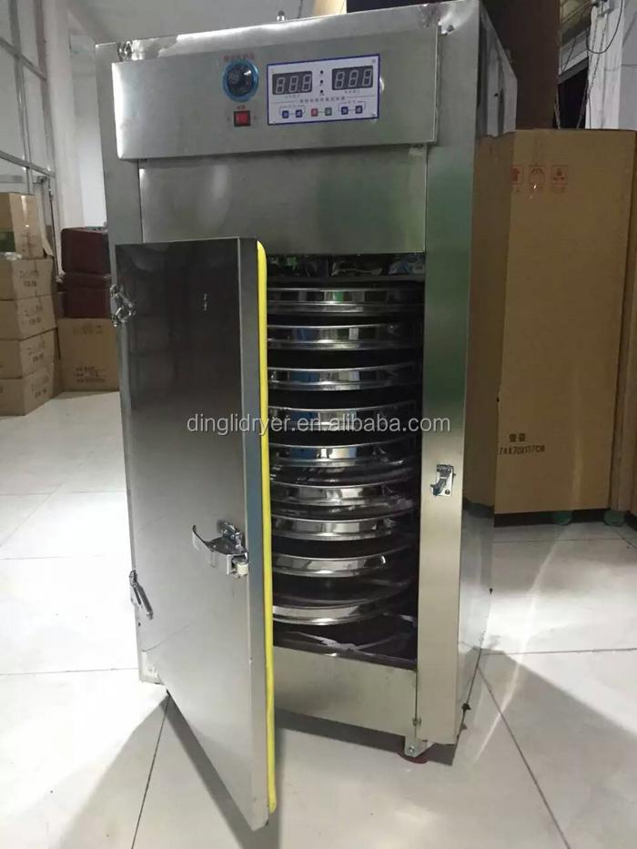 Industrial Food Dehydrator Vegetable Drum Dry Oven Fruits