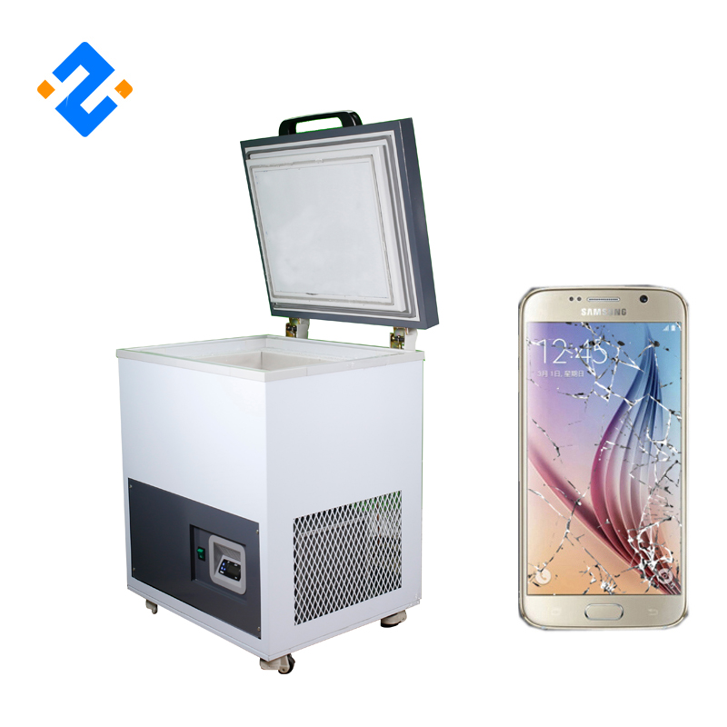 2020 Newest Mini Mobile phone lcd freezer separator curved LCD separating freezer samsung S8 S9 note 9 note 10 repair machine