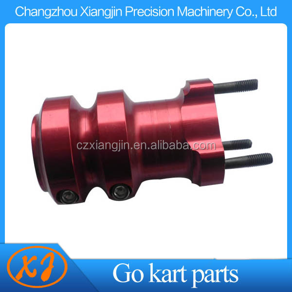 Hot selling CNC machining parts for go kart For wholesales