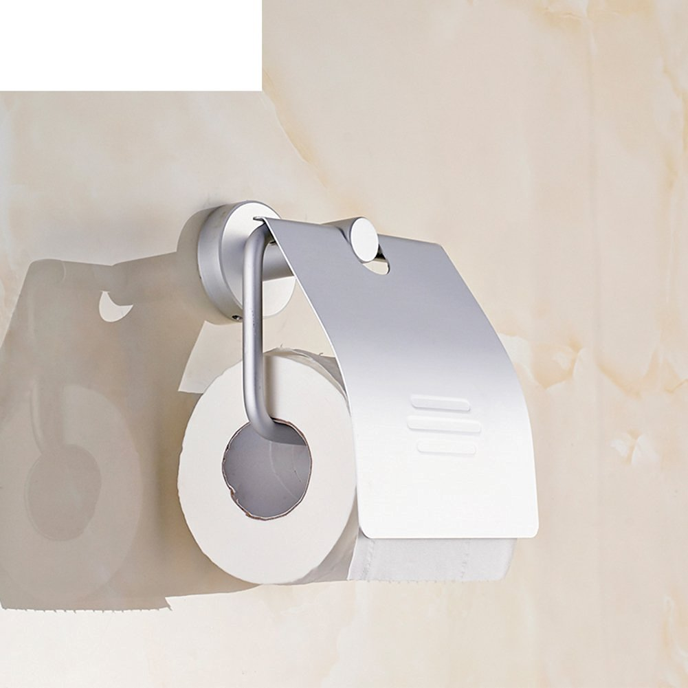 space aluminum Towel rack/Toilet tissue box/ bathroom toilet paper box/Hygienic tray/ waterproof toilet paper holder/ toilet roll holder-D