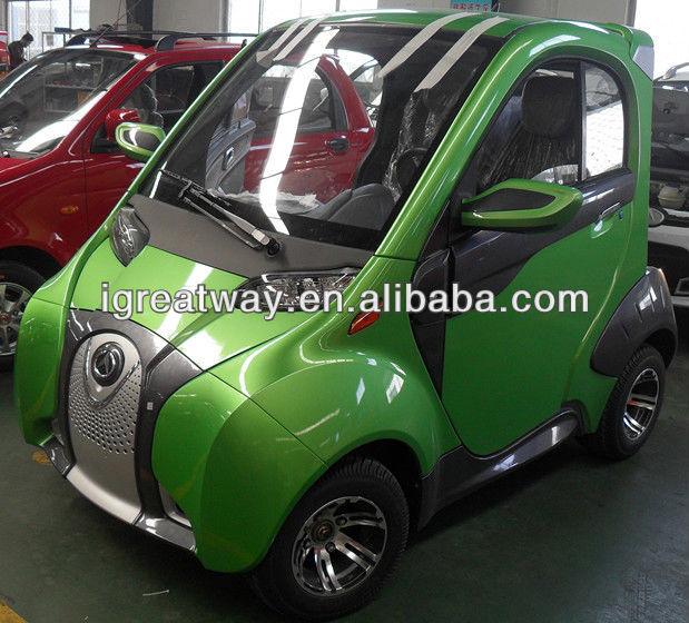 Eec L7e 2 Seater Electric Car