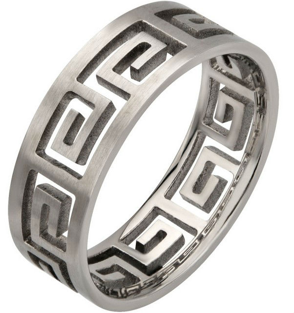 Greek Key Wedding Rings Suppliers And Manufacturers At Alibaba