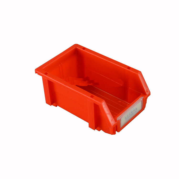 colorful long plastic storage bucket bins for walmart