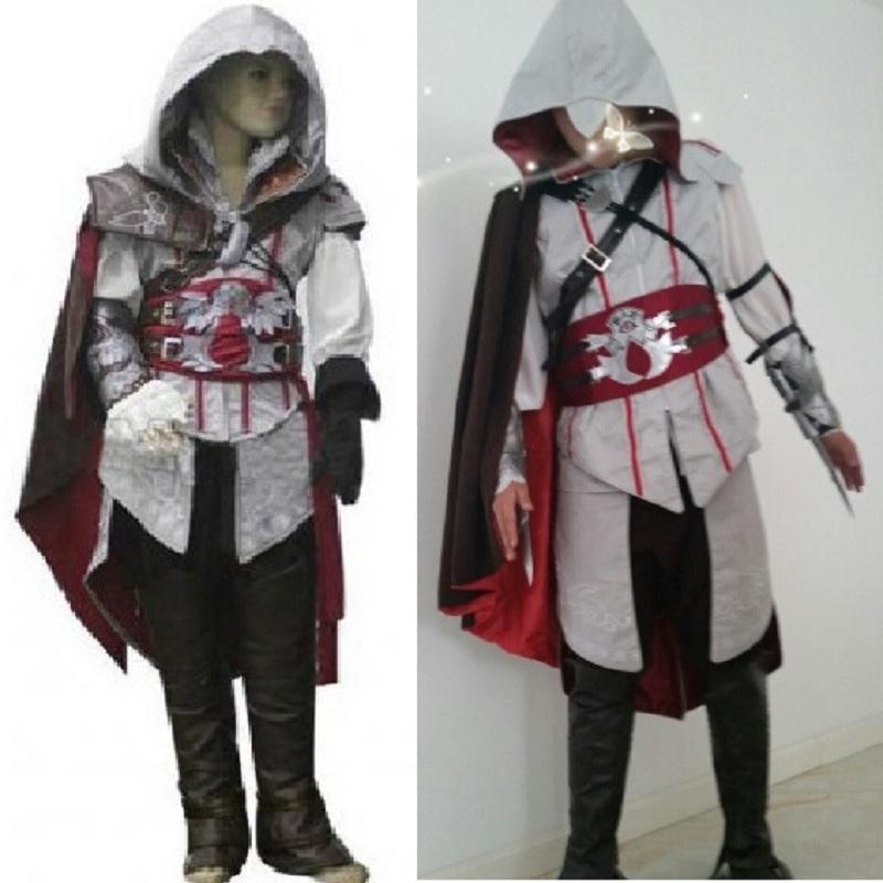 assassins creed costume for kids assassins creed cosplay ezio assassin creed enfant halloween. Black Bedroom Furniture Sets. Home Design Ideas