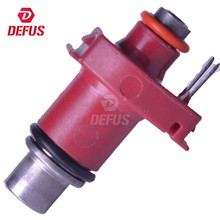 Hot Sale Red Fuel Injector 10 holes 140cc 160cc for Motorcycle Fz150i