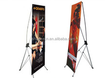 X Display Banner Stands banner sign