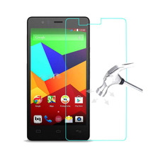 2.5D Explosion-proof Tempered glass for Spanish phone BQ Aquaris E5 Toughened Protective Film Screen Protector Pantalla Cristal