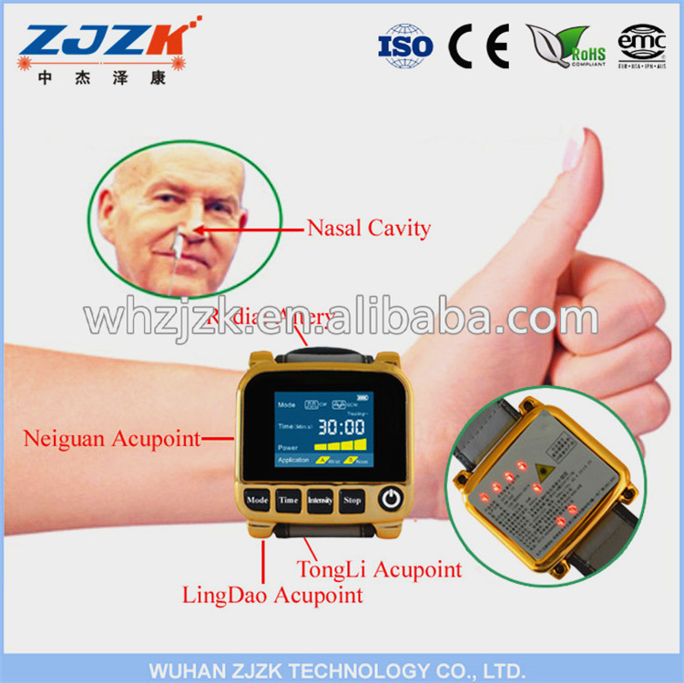 Blood Laser Therapy Low Level Lasers For Sale Laser Projection Wrist Watch