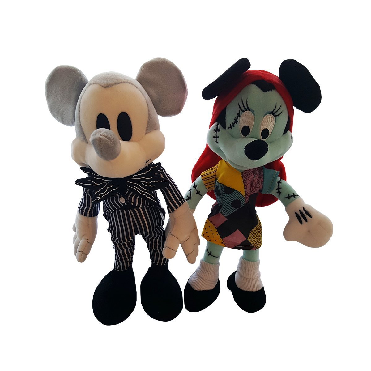 Buy Disney Mickey Mouse and Minnie Mouse Christmas Stocking in Cheap ...