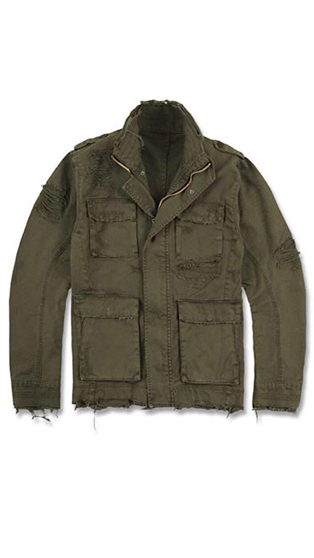 e14f9efc1e50 Get Quotations · Jordan Craig Distressed Field Jacket
