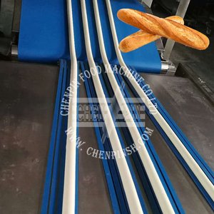 Automatic french baguette pizza maker machine production line for bakery food industries high quality new style equipment