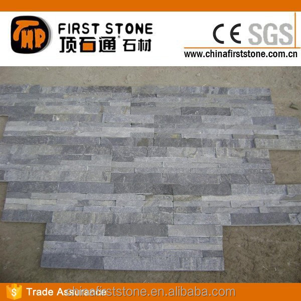Wall Stone Light Blue Quartz-SW Tiles